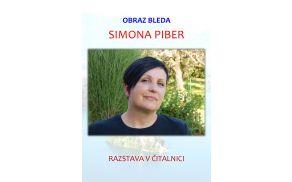 Simona PIber med Obrazi Bleda