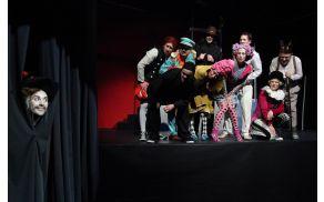 V Lutkovno gledališče Ljubljana prihaja predstava predstava Obuti mačkon. Foto: Arhiv LGL.