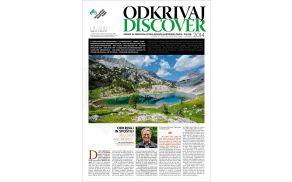 Naslovna stran publikacije.