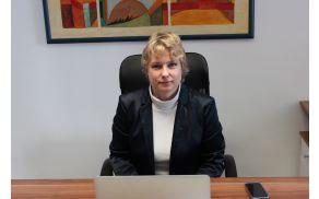 Katja Koprivšek, odvetnica
