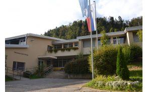 Nova zunanja podoba horjulske osnovne šole.