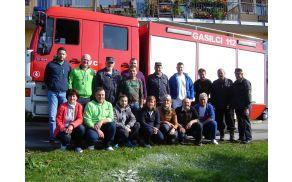 Uspešno osveščanje stanovalcev Špesovega doma ob mesecu požarne varnosti