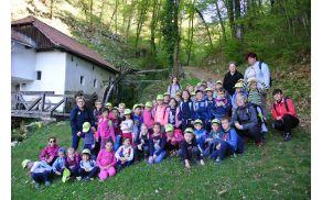 V dolini mlinov na Dobrni