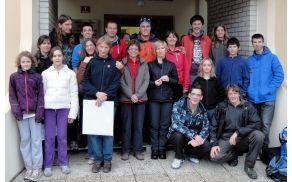 Uspešen zaključek sezone za borovniško orientacijsko ekipo.