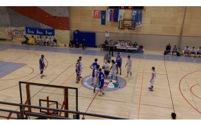Začetek finalne tekme na članskem turnirju