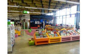 Otroški oddelek knjižnice Entresse