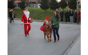 Božiček, Lea Jakoš in Rudolf mlajši