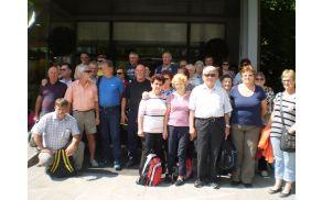 Kopalni dan članov in članic AI Stari trg v Terme Topolšica