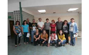 Utrinek ob zaključku usposabljanja UŽU - Izzivi podeželja