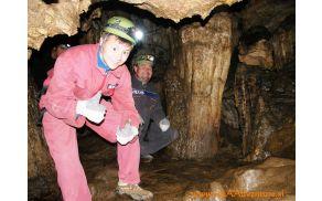 Vstop v skrivnosti podzemlja Male in Velike Pasice - IskAAdventure