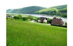 Pogled na območje stanovanjskega naselja (Foto: arhiv Občine Sevnica)