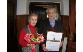 Marija in Ivan Kranjc