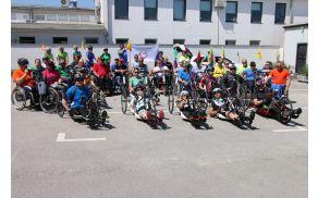 ročni kolesarji Koper 2016