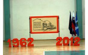 50 let naša šola stoji. Foto: OŠ Kanal