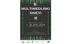 6. multimedijski dnevi v MKC SG od 1. do 16.aprila 2016