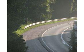 V začetku prihodnjega leta naj bi začeli graditi kolesarske steze med Lukovico in Dragomerjem.