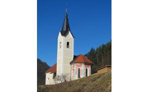 Cerkev sv. Elizabete