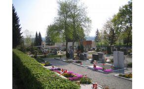 Pokopališče Grosuplje (foto: www.pokopalisce.si)