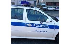 O nesreči motorista novogoriški policisti nadaljujejo z zbiranjem obvestil. Foto: Lea Širok