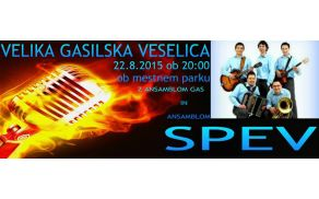 Velika gasilska veselica PGD Slovenska Bistrica