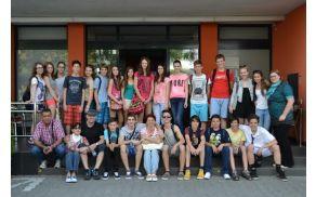 Ekipa Comenius na Slovaškem