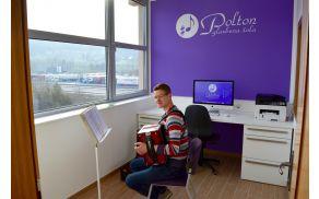 Nova pridobitev šole Polton