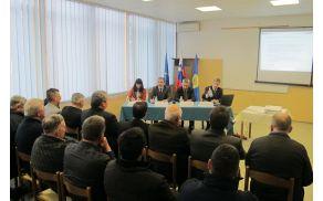 Gost posveta je bil Janko Veber, minister za obrambo. Foto: arhiv MORS