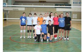 Ekipa PDW s trenerjem Erikom de Posarellijem v Kanalu. Foto: Erik de Posarelli