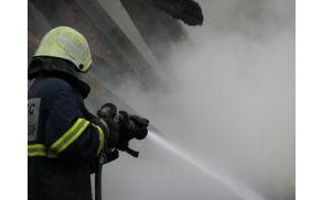 Pomoč gasilcev je neprecenljiva