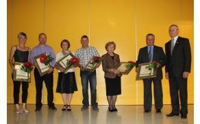 Ob občinskem prazniku so podelili šest priznanj. Priznanje grb občine je prejel Ludvik Rožnik in posthumno Jožef Grabnar, priznanje občine je prejel Marko Kraner, priznanja župana pa Blaž Rupnik, Katja Hvalica in Zdravko Pečan.