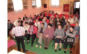 Predavanje Jožeta Majesa v Novi Cerkvi