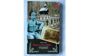 Naslovna stran knjige Hude so res vojské