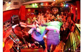 Glasbeni dogodeki v Orto baru.