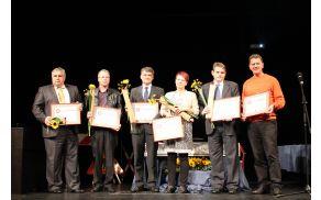 Prevzemniki certifikata Mladim prijazna občina