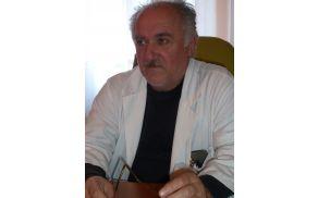 Direktor bolnišnice Danijel Lajlar