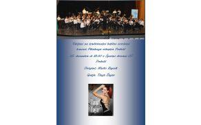 Tradicionalni božično novoletni koncert Pihalnega orkestra Prebold