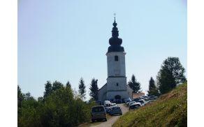 Podružnična cerkev sv. Roka