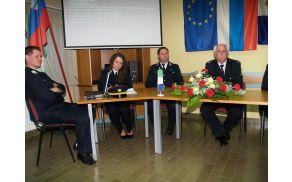Delovno predsedstvo občnega zbora je vodil Slavko Struna