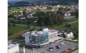 Hotel Krek v Lescah