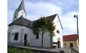 Cerkev in Marijin dom v Črešnjicah - oboje v novi preobleki
