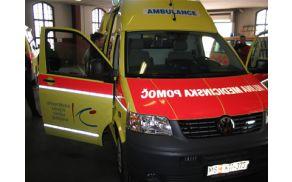 Reševala služba v Ljubljani obeležuje 90 let. Leta 2008 so dobili novo reševalno vozilo. Foto: Arhiv UKC-LJ.