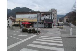 Restavracija Raj pred obnovo