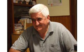 Franci Rihter, dobitnik bronastega grba Občine Vojnik 2011