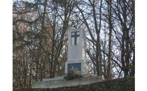 Spomenik Črni križ