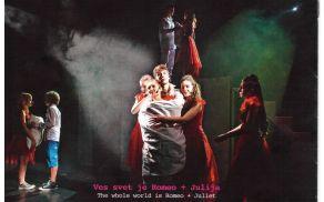 Vir: Romeo + Julija promo letak