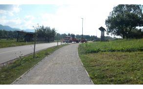 Dela na severni se bodo nadaljevala z obnovo Rečiške ceste.
