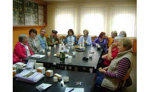 Skupina za samopomoč osebam z okvaro sluha