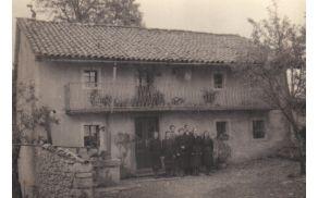 Vsaka stavba v Kalu nad Kanalom ima svojo zgodbo. Foto: osebni arhiv Adrijane Perkon