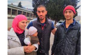 Iraška družina