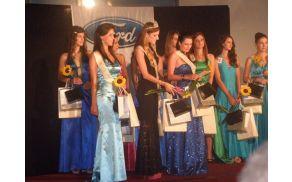 Miss Soče 2013 je postala Stephanie Bortolussi. Foto: Arhiv TD Kanal
